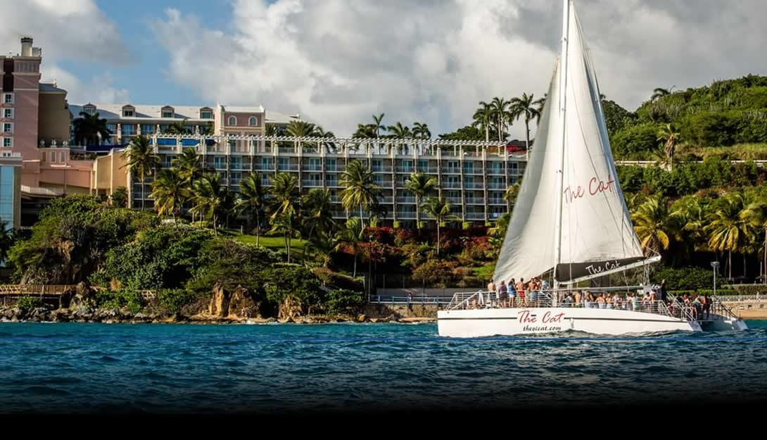 The Vi Cat Snorkel And Catamaran Sail In St Thomas Us Virgin Islands